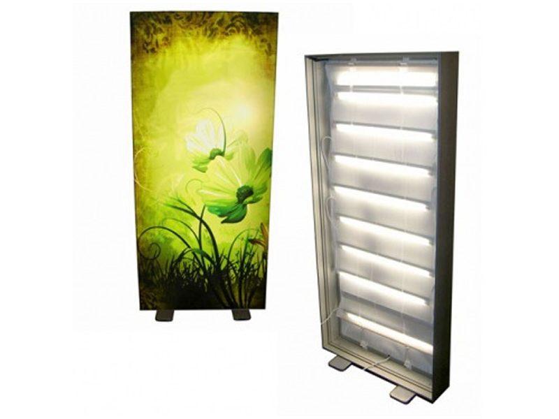 EZ Fabric Backlit Lightbox